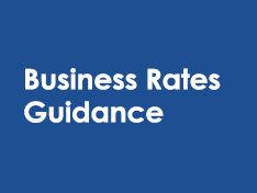 Business Rates Guidence