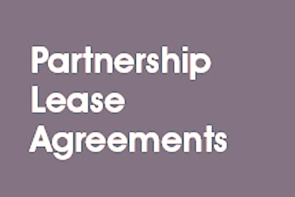 Partnership Lease Agreements